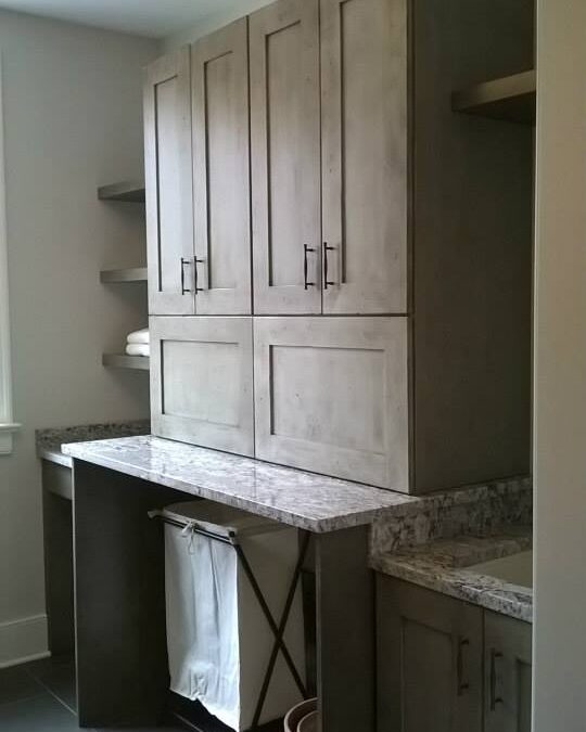 Laundry Counter