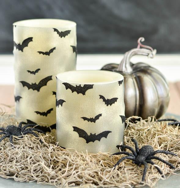 Bat Candles