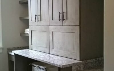 Making A Great Laundry Counter